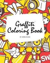 Graffiti Coloring Book for Children (8x10 Coloring Book / Activity Book)