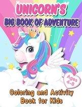 Unicorn's Big Book of Adventure