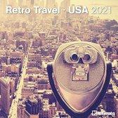 Retro Travel USA 2021 Broschürenkal.