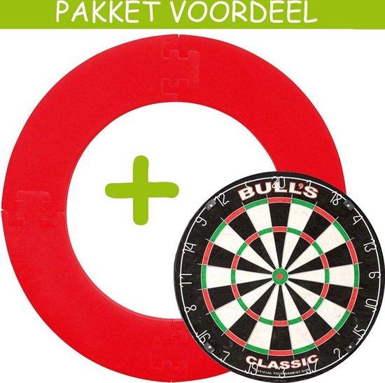 Afbeelding van het spel Surround VoordeelPakket Pro - Bulls Classic -  Puzzel Surround-- (Rood)