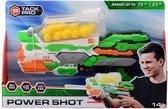 Tack Pro® Power Shot I met 30 ballen, 36 cm