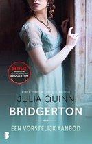 Boek cover Familie Bridgerton 3 - Een vorstelijk aanbod van Julia Quinn (Onbekend)