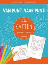 Creative colors  -   Van punt naar punt - katten