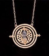 Time Turner Necklace Ketting  Harry Potter Hermione Tijdverdrijver Hermelien