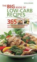 Omslag Big Book of Low-Carb Recipes