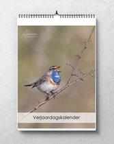 Cadeautip!  - Verjaardagskalender -  Natuurkalender - A4 formaat - Elke maand genieten