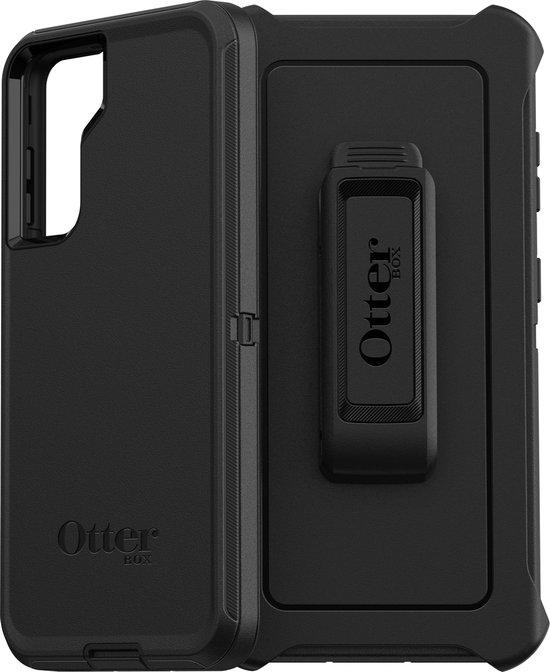 OtterBox Defender case voor Samsung Galaxy S21 - Zwart