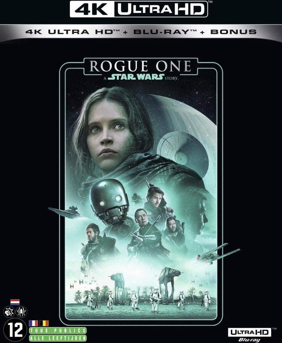 Rogue One: A Star Wars Story (4K Ultra HD Blu-ray)-