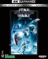 Star Wars: Episode V - The Empire Strikes Back (4K Ultra HD Blu-ray) (Import zonder NL)
