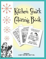 Kitchen Snark Coloring book