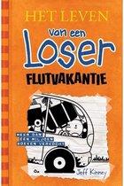 Omslag Het leven van een Loser 9 -   Flutvakantie
