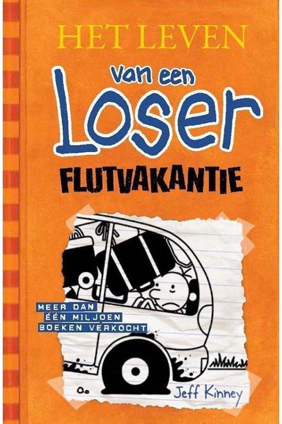Omslag van Het leven van een Loser 9 -   Flutvakantie
