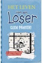 Boek cover Het Leven Van Een Loser 6 Geen Paniek van Jeff Kinney (Hardcover)