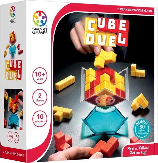 IQ spel - Cube Duel - Multiplayer - 8+