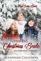 Her Pa's Christmas Bride