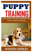 Puppy Training: Puppy Training in 7 Easy Steps