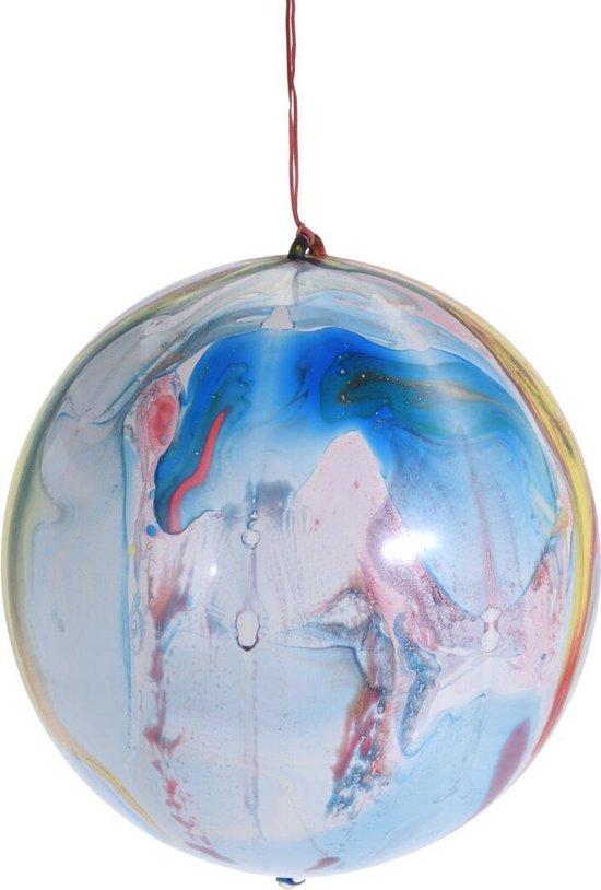 Tom Punchballonnen Marmer 15 X 21 Cm Latex 2-delig