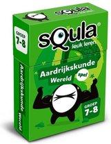Squla Aardrijkskunde - Kaartspel