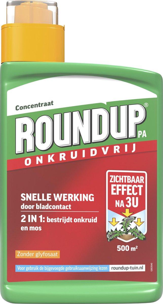 Roundup Natural Onkruid Vrij Concentraat - 900ml
