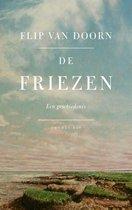 Boek cover De Friezen van Flip van Doorn (Paperback)
