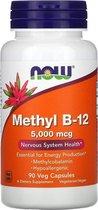Now Foods Methyl B-12 - 1000 mcg - 100 Zuigtabletten