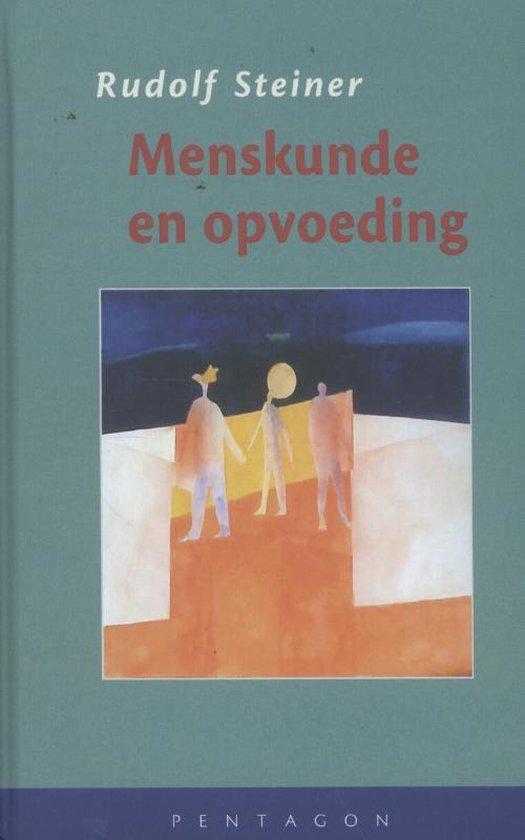 Boek cover Menskunde en opvoeding van Rudolf Steiner (Hardcover)