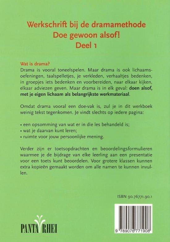 Dramaschrift 1 - P. Eggels