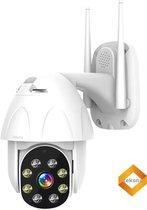 Zekona - Beveiligingscamera Draai/Kantel Functie 360º Zicht Met 32GB SD Kaart