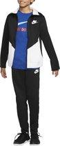 Nike Trainingspak - Maat XS  - Unisex - zwart/wit