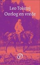 Boek cover De Russische bibliotheek  -   Oorlog en vrede van L N Tolstoj (Hardcover)
