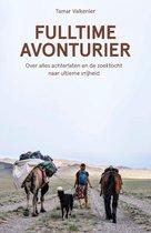Boek cover Fulltime avonturier van Tamar Valkenier (Paperback)