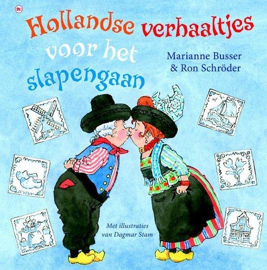 Afbeelding van het spel Hollandse verhaaltjes voor het slapengaan