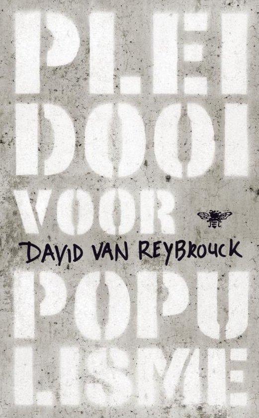 Boek cover Pleidooi voor populisme van David van Reybrouck (Paperback)