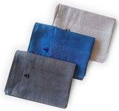 CleanR Schoonmaakdoeken - Streepvrij - Microvezeldoekjes - Verbluffend Resultaat - Microvezeldoeken -  Reinigingsdoekjes - 3 Stuks - Raamdoeken – Duurzaam – 40x60 cm