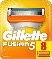 Gillette Fusion scheermesje - Wit