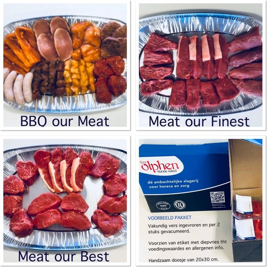 Meat our Best (vlees van superieure kwaliteit voor de echte liefhebber en grillmaster)