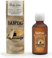 Boles d'olor - Geurolie 50 ml - Santal (houtig)
