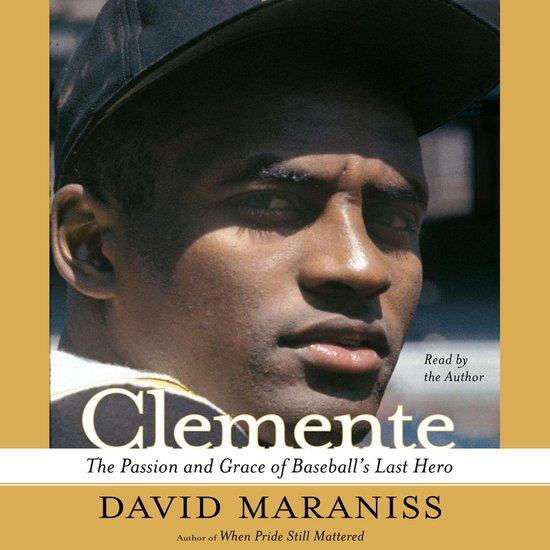 Boek cover Clemente van David Maraniss (Onbekend)