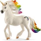 Schleich Bayala Rainbow Unicorn Stallion (70523)