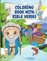 Coloring Book with Bible Verse