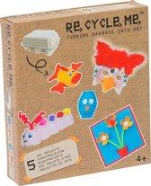 Re-Cycle-Me Knutselpakket: eierdoos