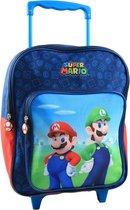 Super Mario rugzak trolley - reiskoffer 40cm