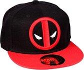 Deadpool Logo Cap