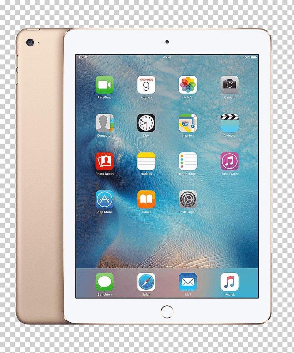 iPad Air 2 Goud 64GB Wifi Only - Zichtbaar gebruikt - C grade - 2 Jaar Garantie