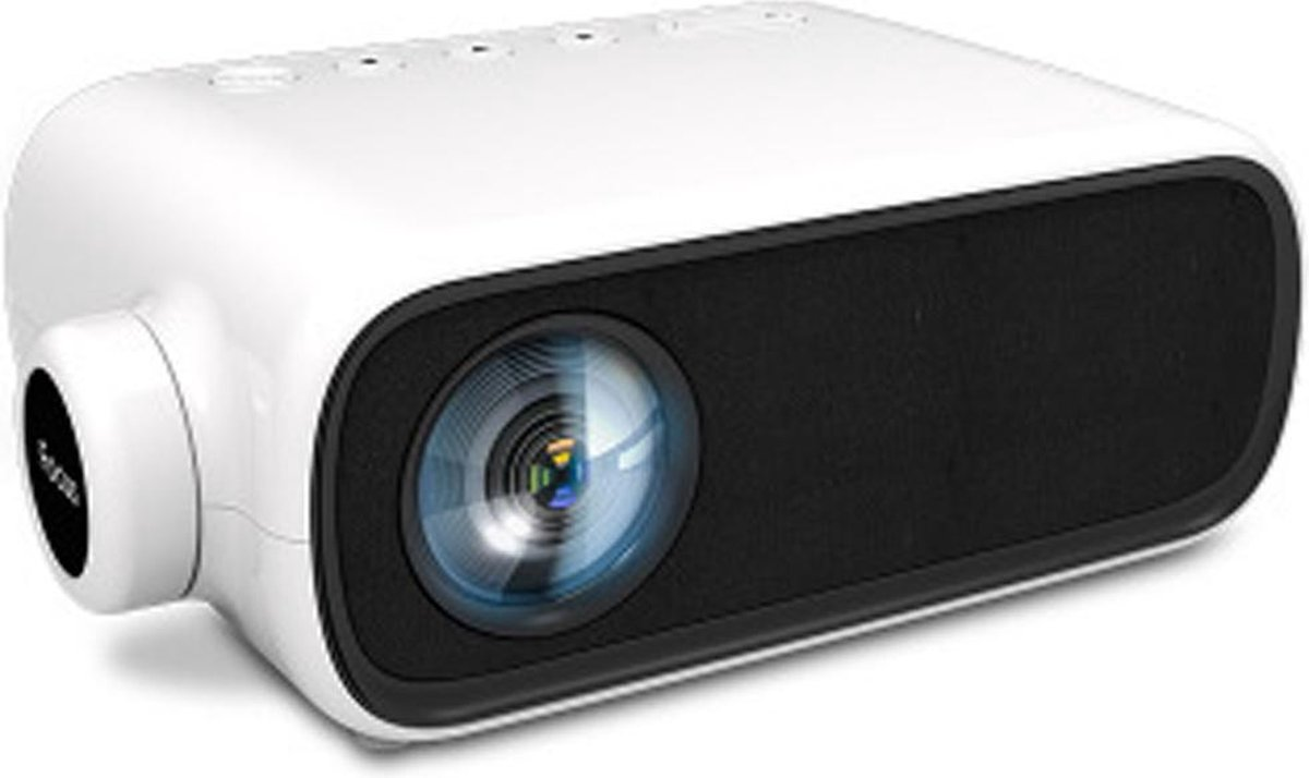 Fuegobird YG280 Mini Beamer - Projector - LED - 1080P - HD-Wit