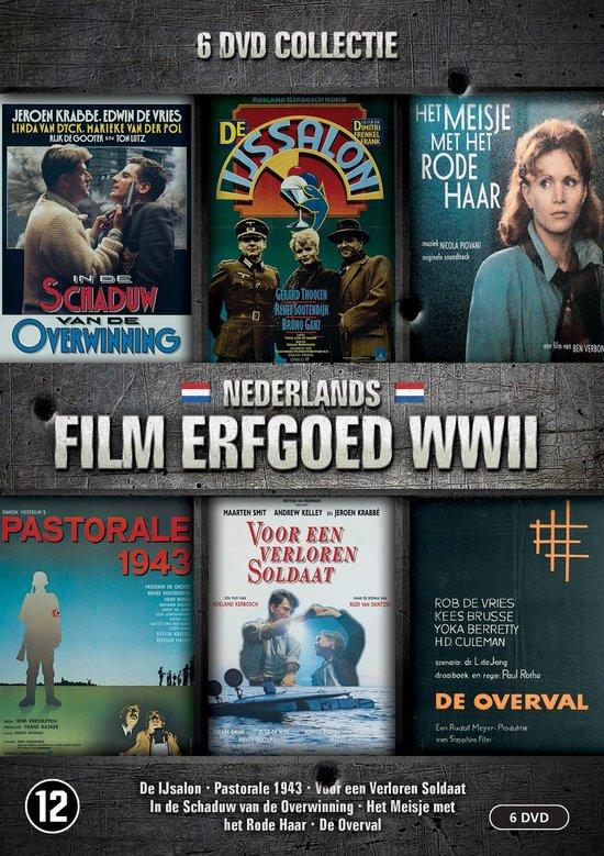 Nederlands Film Erfgoed Ww Ii