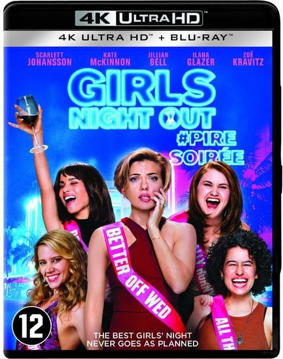 Girls Night Out (4K Ultra HD Blu-ray)-