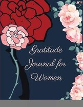 Gratitude Journal for Women for Mental Health Hardcover