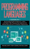Programming Languages: 4 BOOKS IN 1