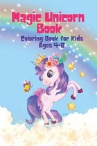Magic Unicorn Book